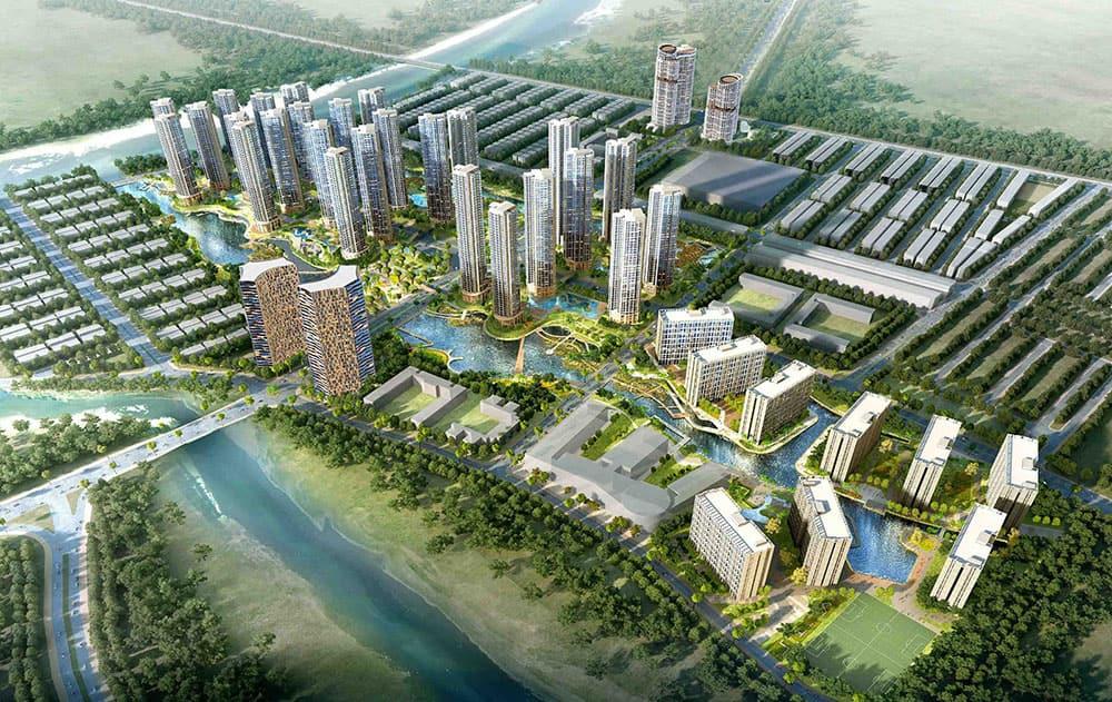 Sài Gòn Bình An - Him Lam City